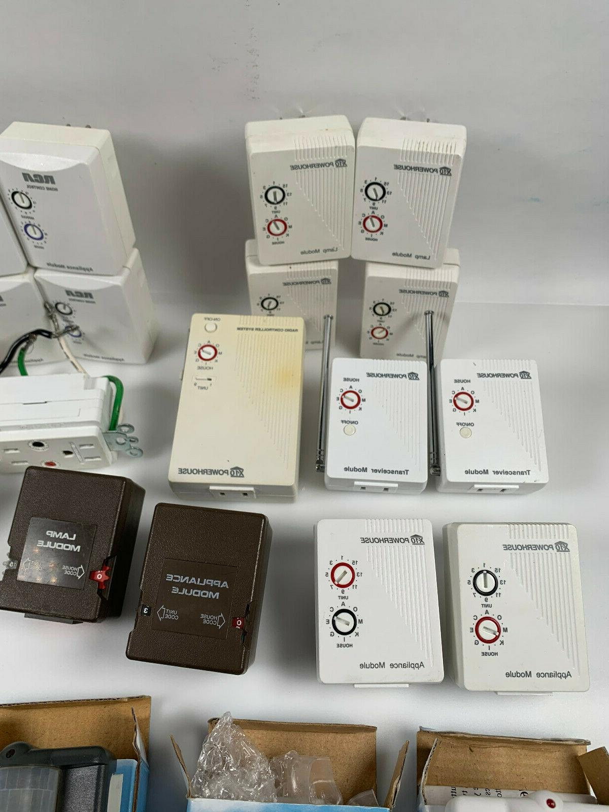 Lot Automation Modules Controller Motion Detector