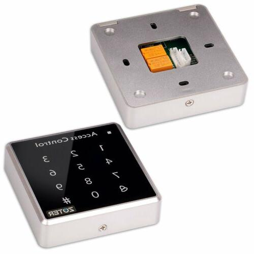 600lbs Magnetic Door RFID Access Control