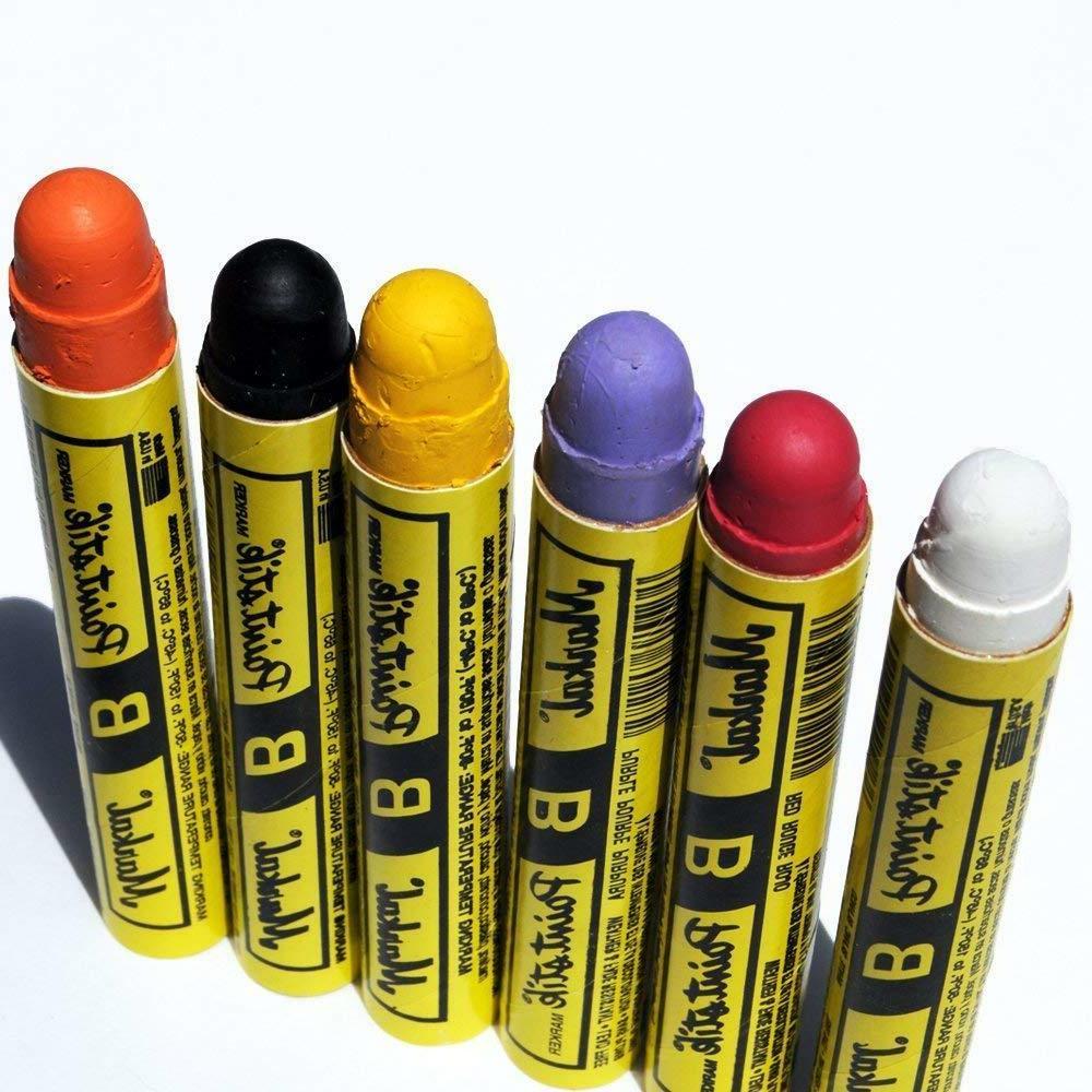 markal solid paint hobo marker