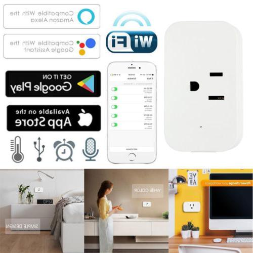 Mini Wifi Wireless Outlet Echo