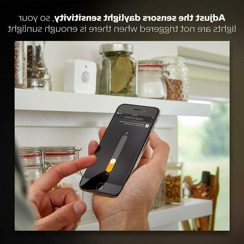 Philips for (Requires Hue Hub,