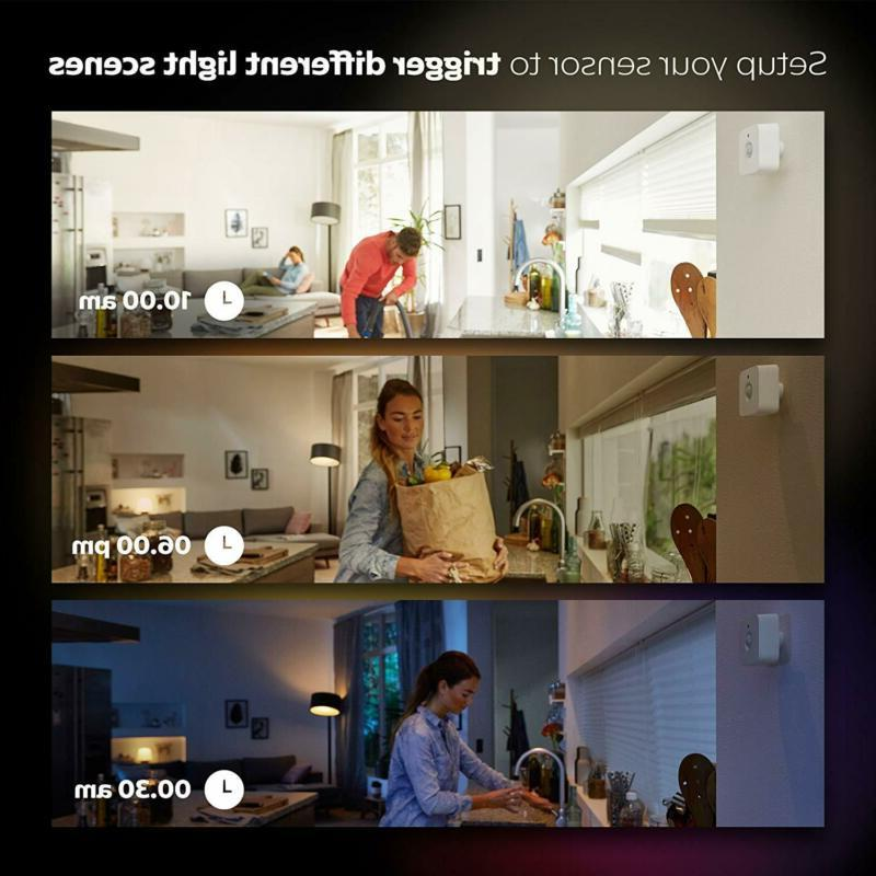 Philips for Lights (Requires Hue Hub, Installation-Free,