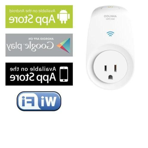 Ankuoo NEO Smart Switch for Electronics and Monitoring...