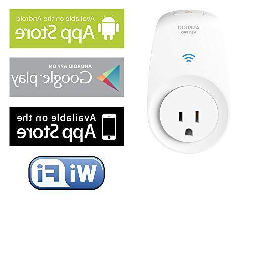 Ankuoo Smart Switch Usage App for