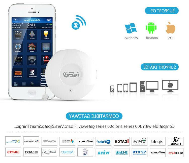 Neo Z-Wave Water Alarm Home