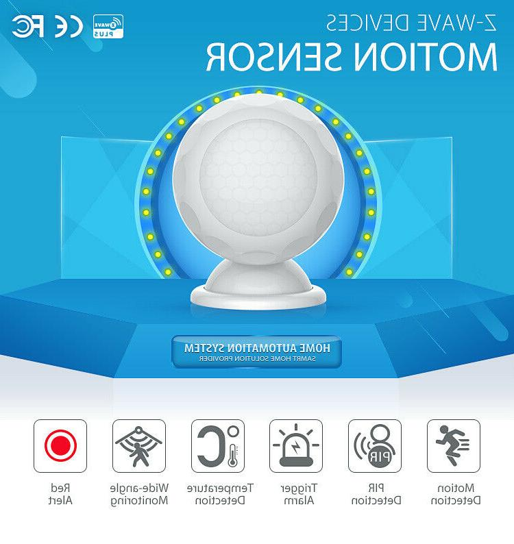 neo z wave plus motion sensor mini