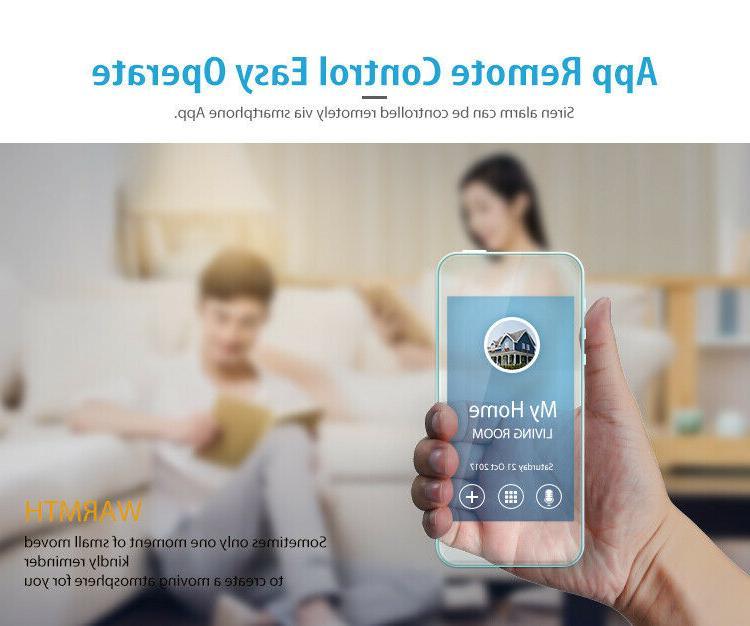 Neo Plus Alarm Home Automation
