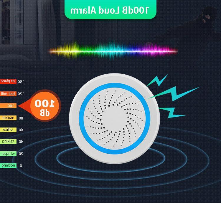 Neo Z-Wave Alarm Smart