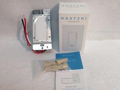 NEW 6 SwitchLinc Dimmer Switches, - New In Box