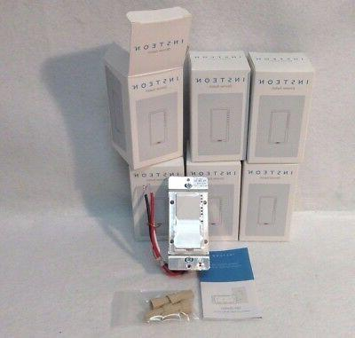 new 6 2477d switchlinc dimmer switches 600w