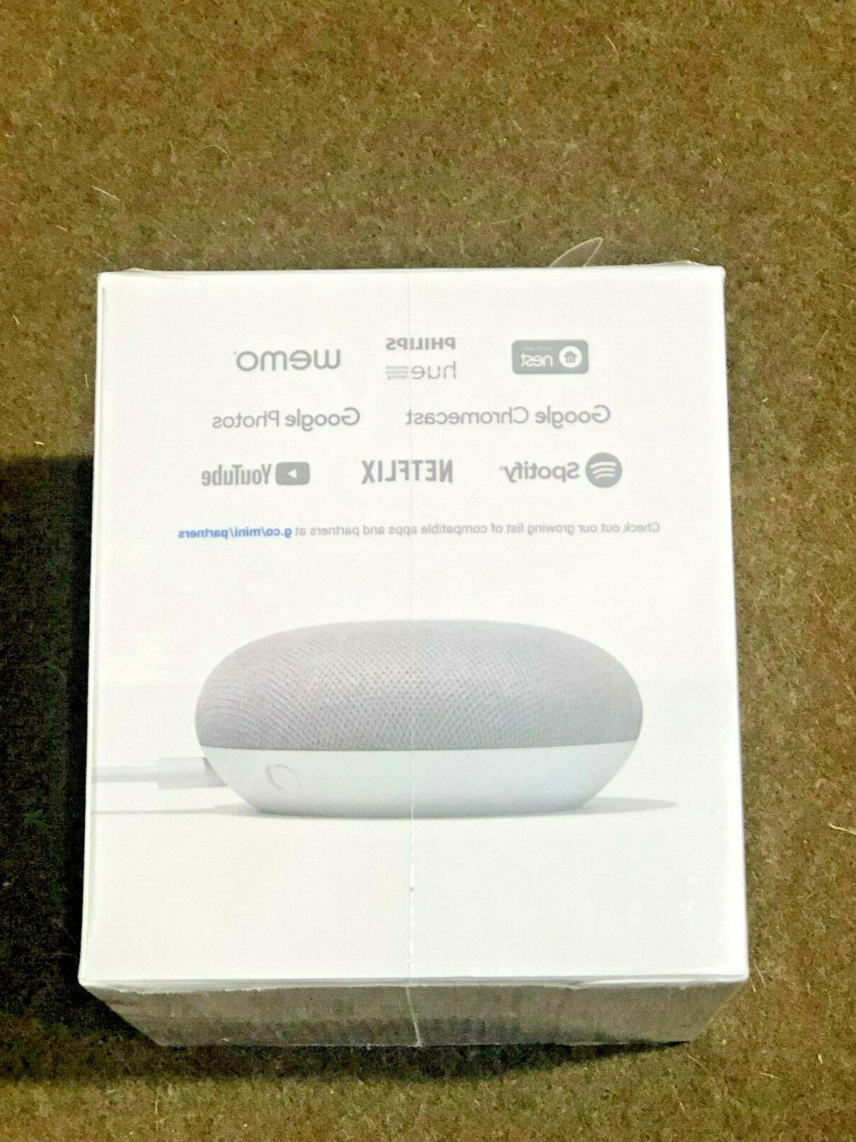 NEW GOOGLE HOME GOOGLE ASSISTANT DEVICE