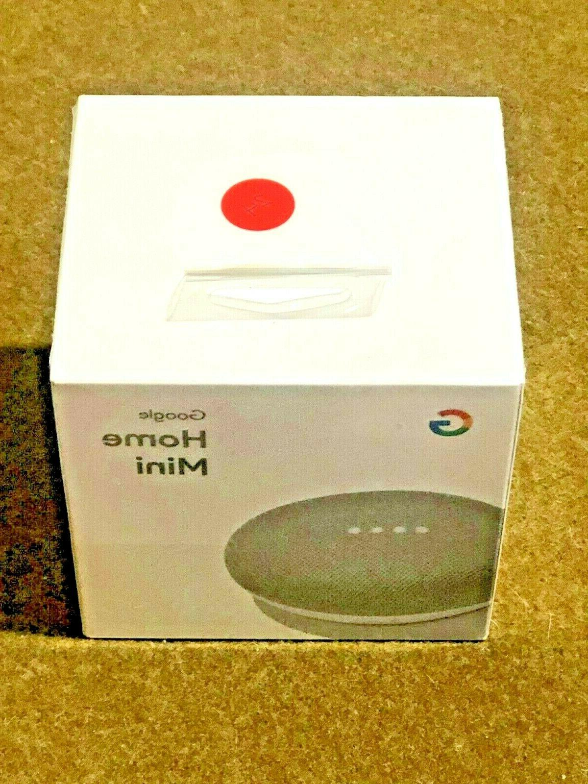 new home mini assistant home automation device