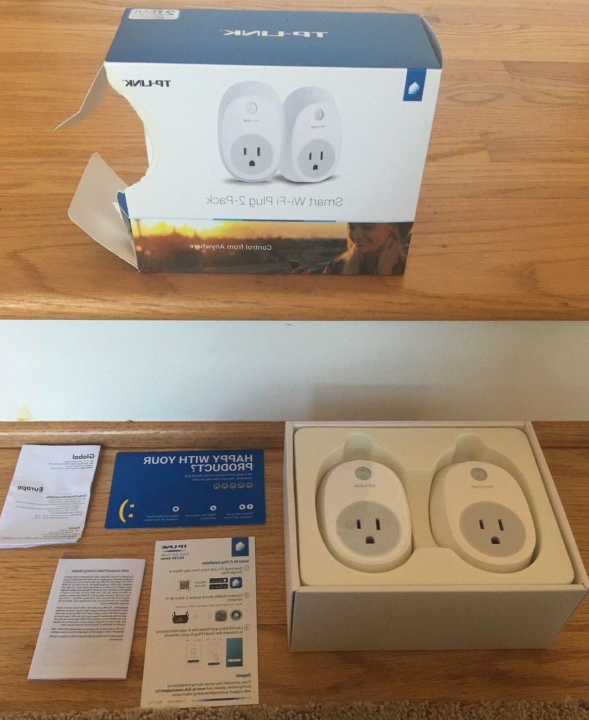 NEW 2-PACK WI FI SMART 2.4GHZ AUTOMATION