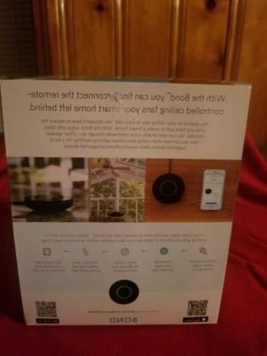 NEW BOND Automation BD-1000 WiFi Fan Device