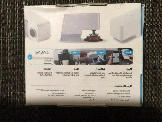 NIB Robotic Pusher for Home MicroBot Push 2nd - Wireless