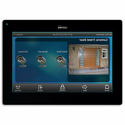 Leviton OmniTouch 7 Security & Automation Color Touchscreen,