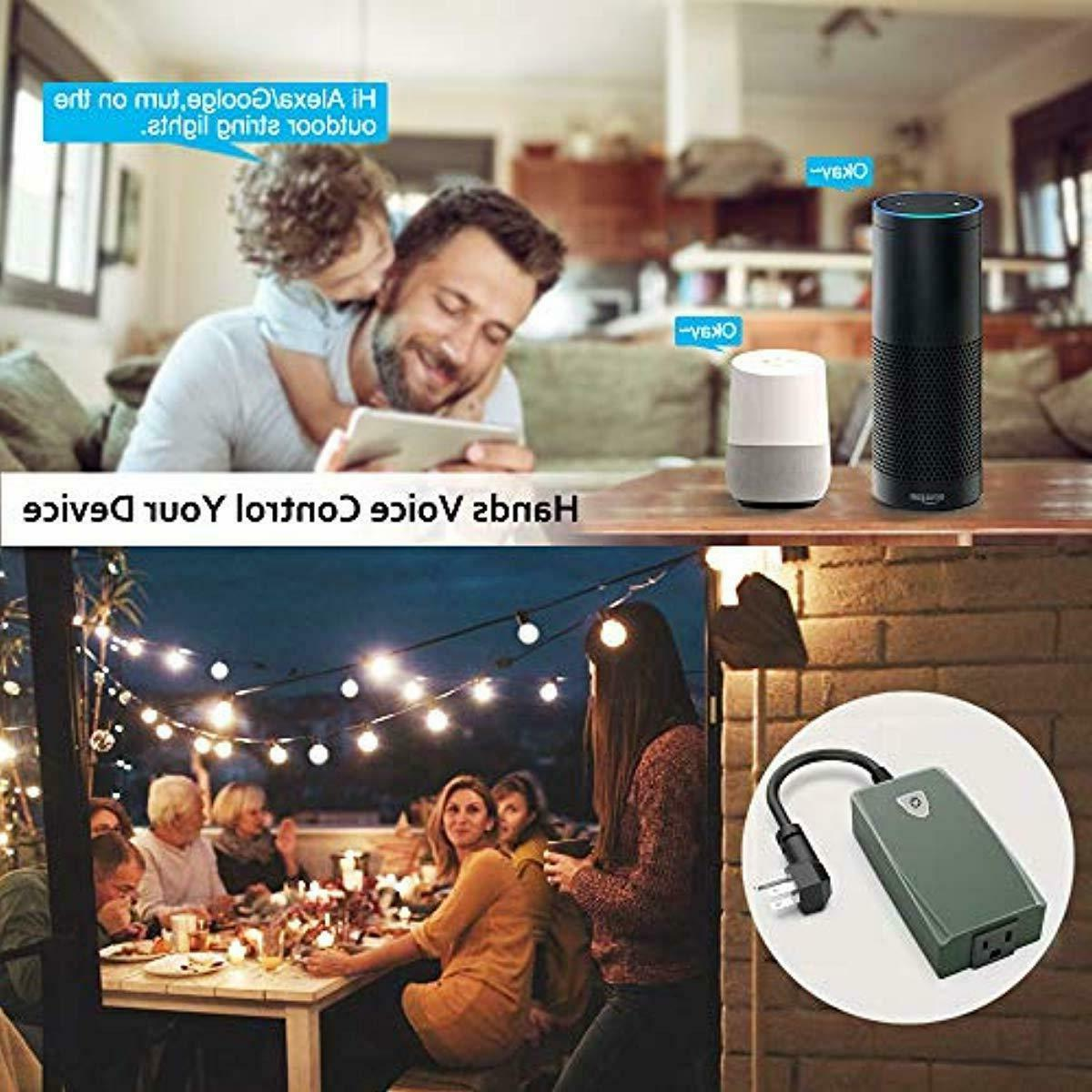 Ankuoo Indoor Timer Socket,Compatible