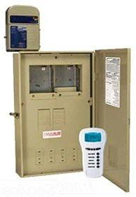 Intermatic PE30065RCT3 Timer Kit, 80A Outdoor Enclosure w/Z-