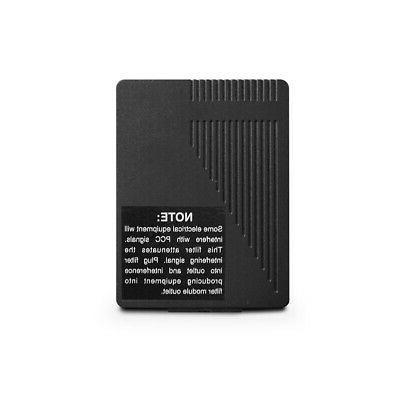 plug noise filter