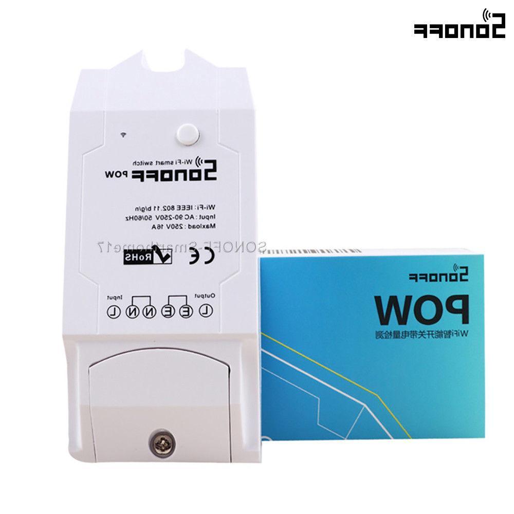 Sonoff 16A Wireless Smart Swtich Power