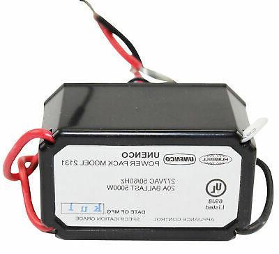 power switch vac 1