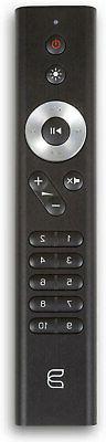 Bluesound RC1 - Simple IR Remote Control, Black BLS RC1