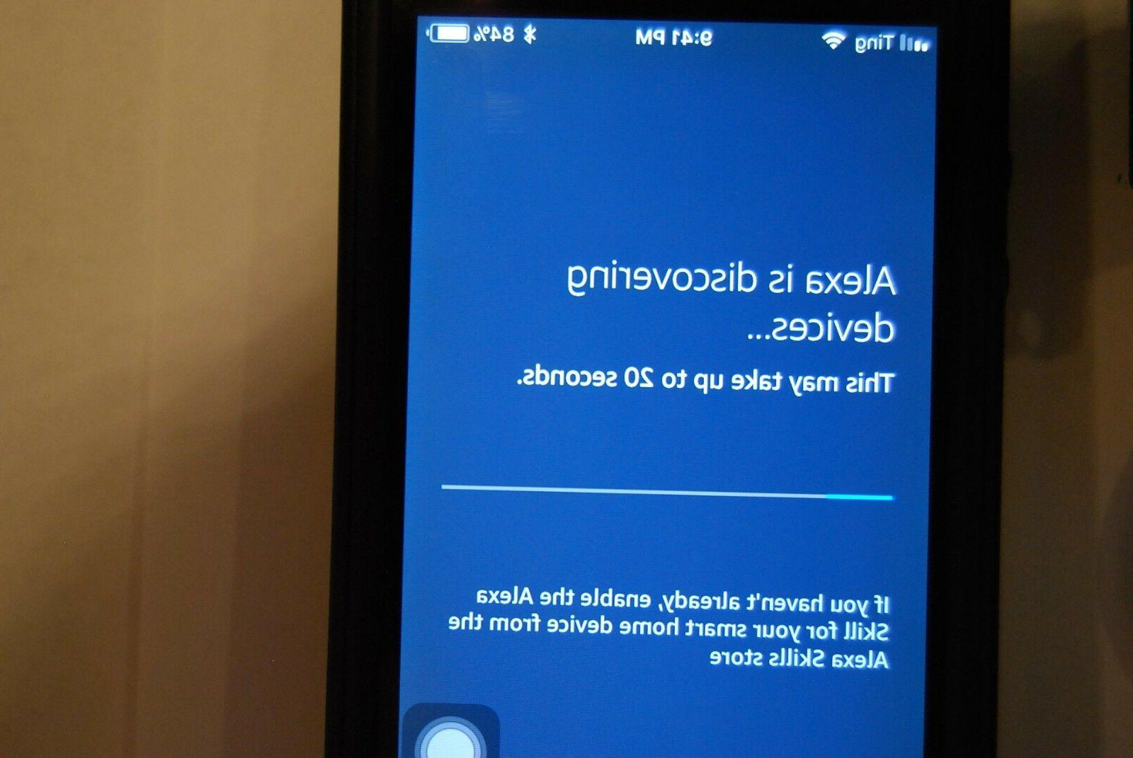 "A+ Servo WiFi ""FLUSH TOILET"" Home Kit"