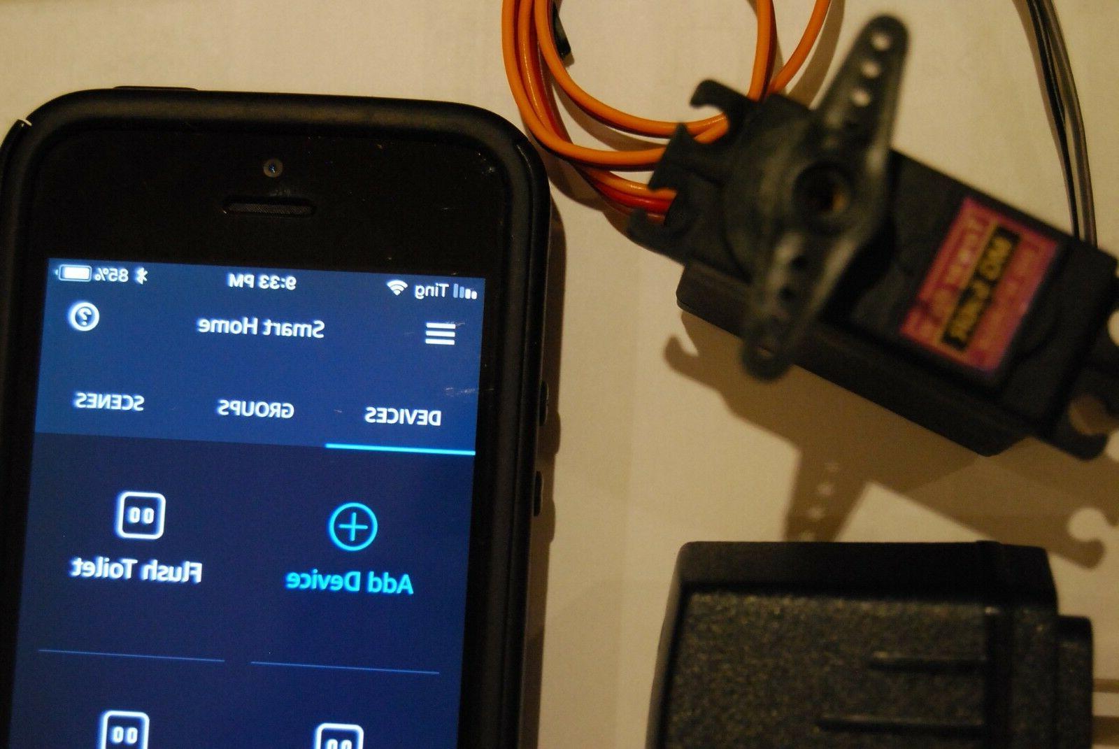 Alexa FLUSH Upgrade Automation Kit
