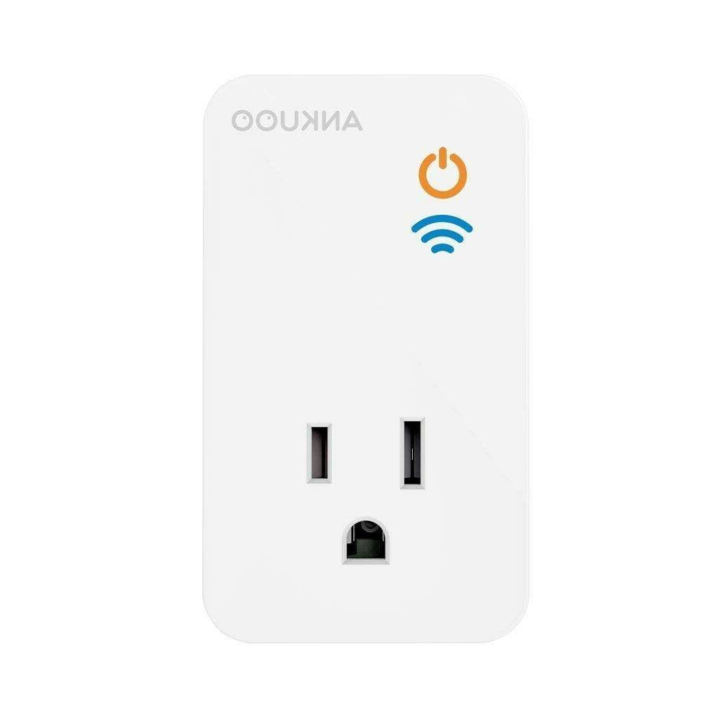 Ankuoo REC Wi-Fi Push Notifications, Alexa