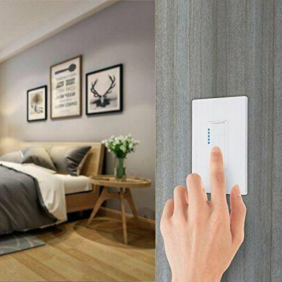 Ankuoo Dimmer Light Switch Control Alexa AW51011D
