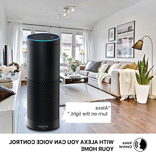 Ankuoo REC Wi-Fi Smart with NOT & Play, Limited Required, No Hub Required, Neutral Wire Required, Single Pole Only, White