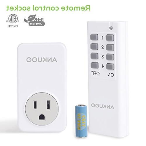 Ankuoo Wireless White