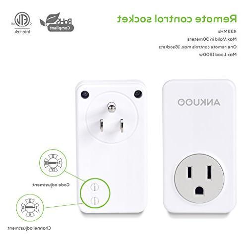 Ankuoo Outlet White