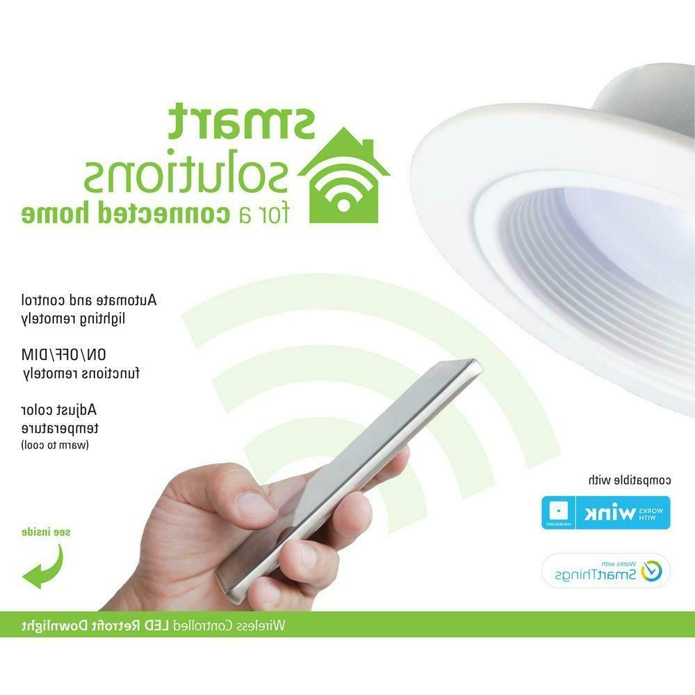 Halo Recessed Selecteble