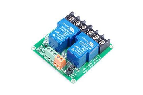 relay module level triggering optocoupler