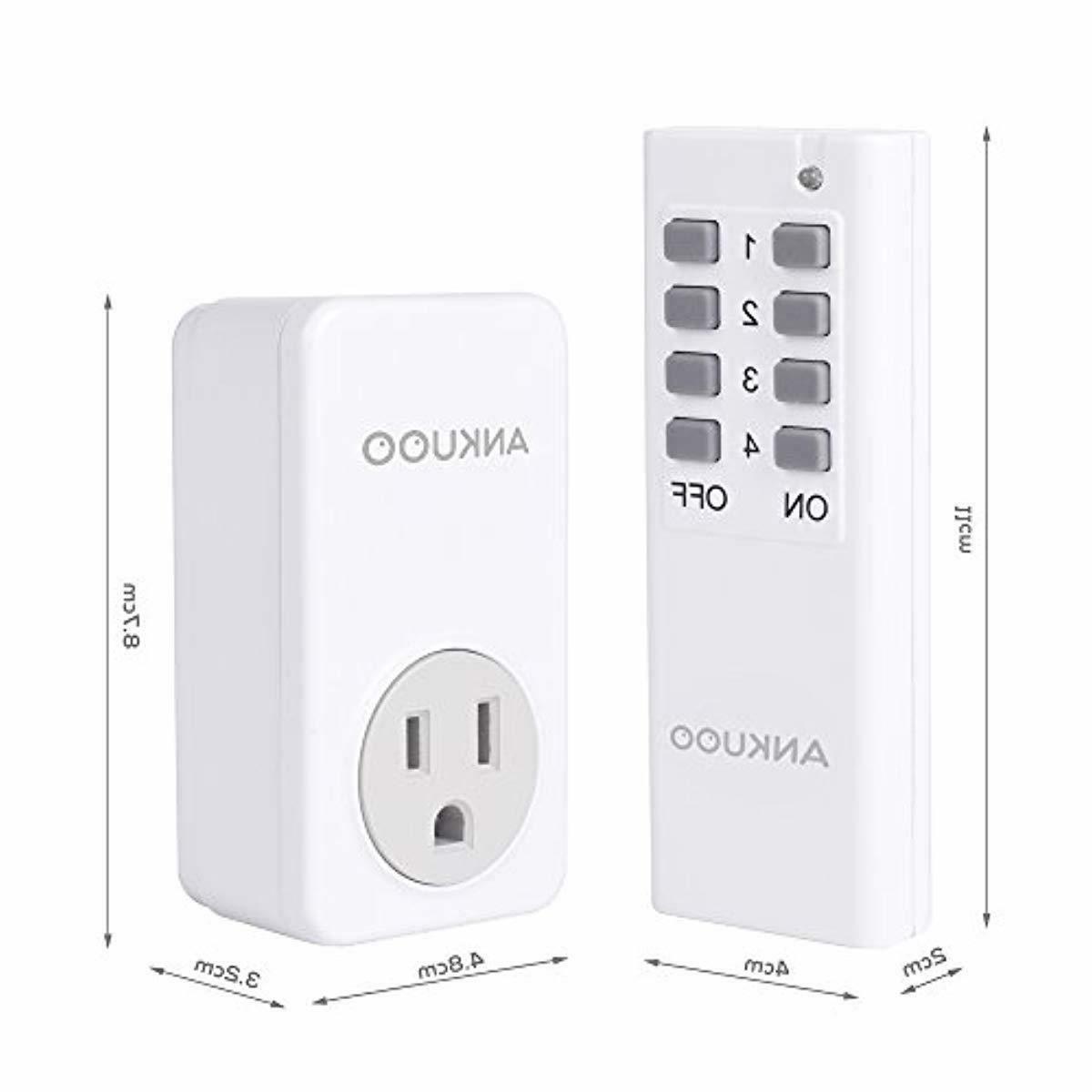 Remote Light Switch By Ankuoo,