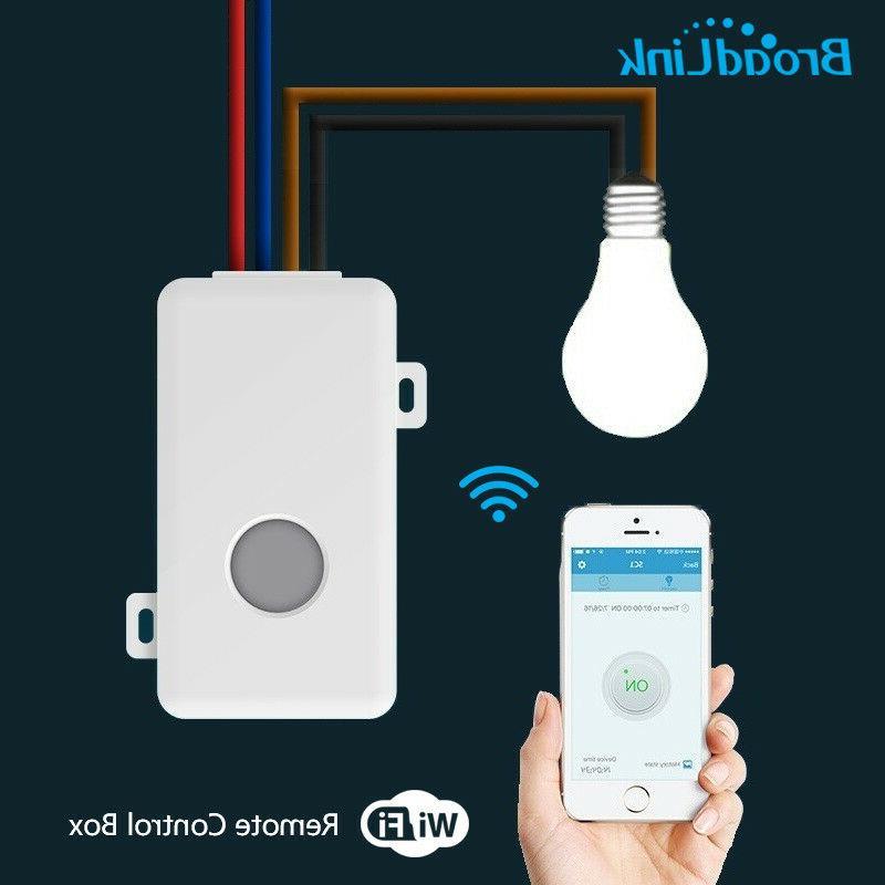 Broadlink Control Switch Smart Intelligent Center