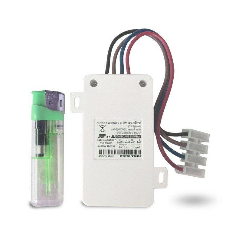 Broadlink Control Switch Smart Home