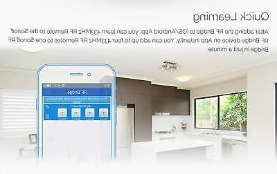 Sonoff 433mhz Smart