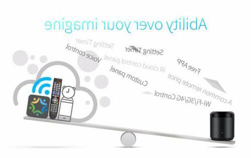 Broadlink Remote Controller WiFi IR Smart Home Timer