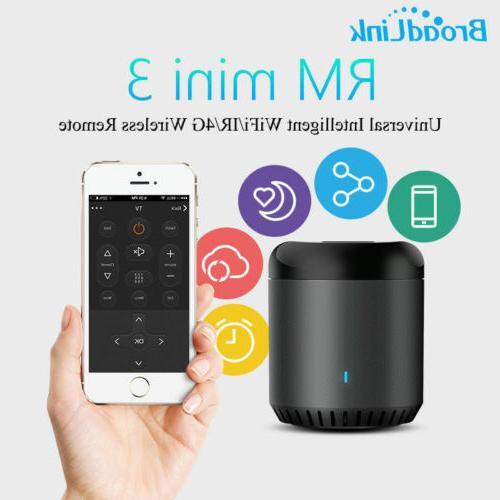 Smart Home Wifi IR Smart Remote Controller For Broadlink RM