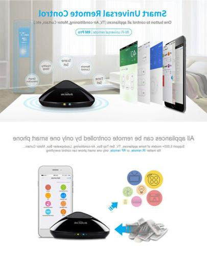 RM-PRO WIFI Smart Controer ll iOS/Android app
