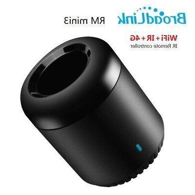Broadlink RM3 Mini 3 Black Smart Home Wifi