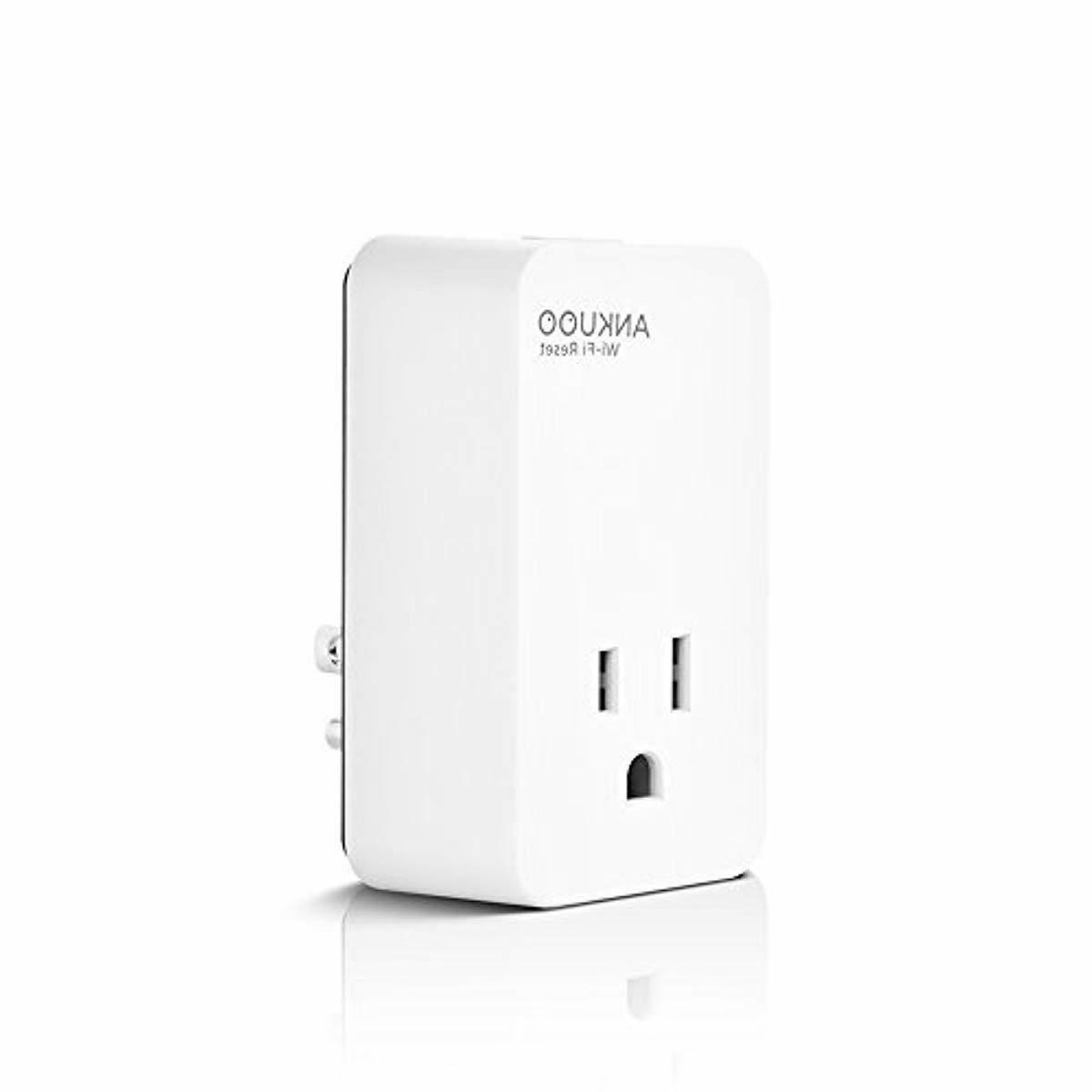 Ankuoo WiFiRestart Socket and Monitor/Modem/Access Poin