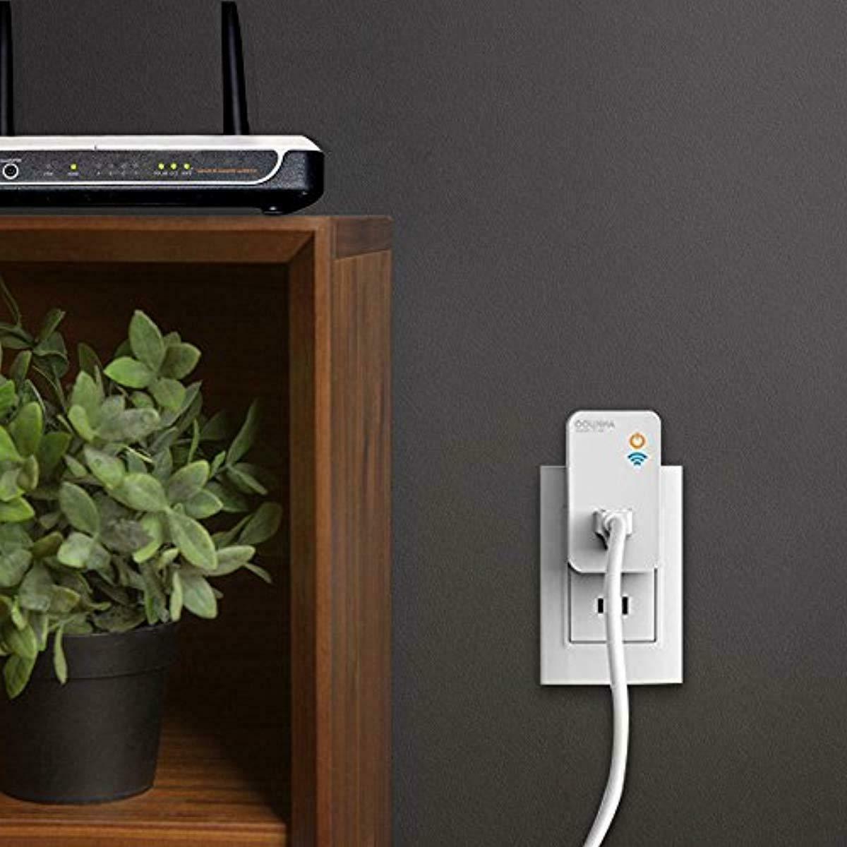 Ankuoo Plug WiFiRestart and Monitor/Modem/Access