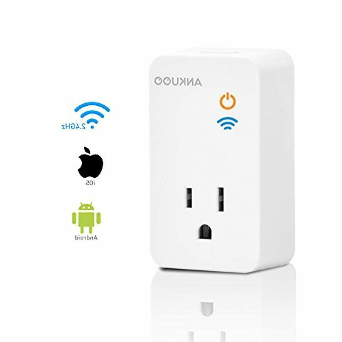 Ankuoo WiFiRestart Socket Monitor/Modem/Access Poin