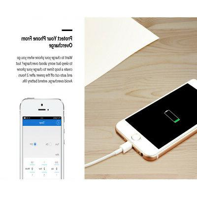 Sonoff S20 WiFi Timer Remote Power Adapter Android