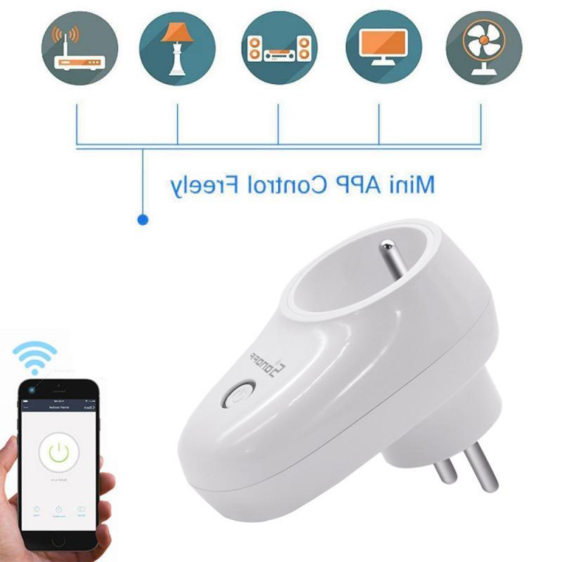 Sonoff EU US UK CN <font><b>Home</b></font> <font><b>Automation</b></font> Remote Control Works With Google IFTTT