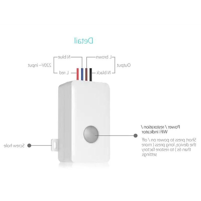 Broadlink WiFi Switch Home Controller Automation