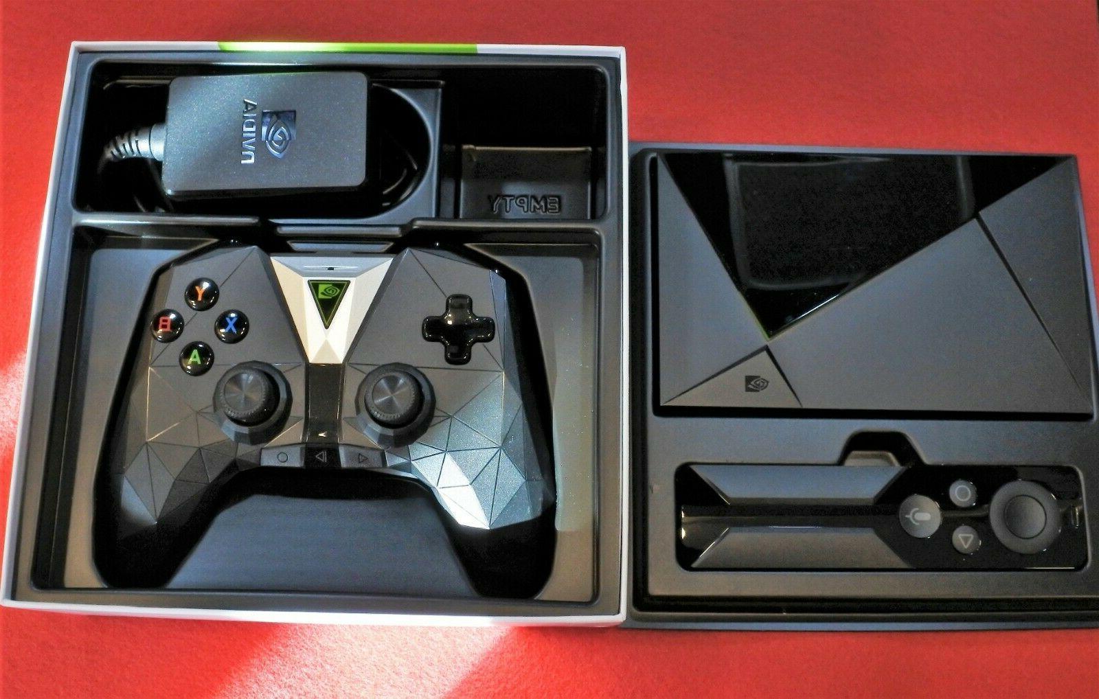 Nvidia-Shield TV GB Streaming Media Controller